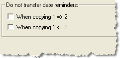 Skip Reminders